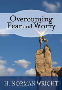 Book Cover - Overcoming Fear and Worry